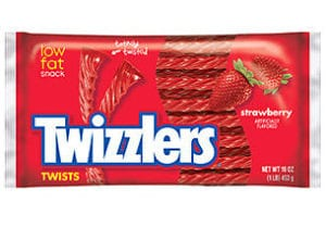 Twizzler candy