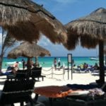 plage mexique playa del carmen