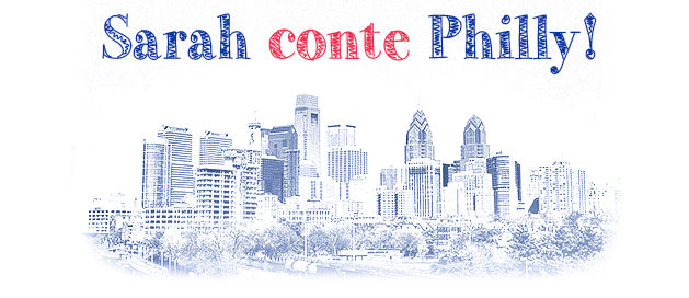 Sarah conte Philly