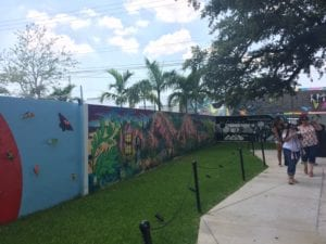 Wynwood Walls Art District Miami