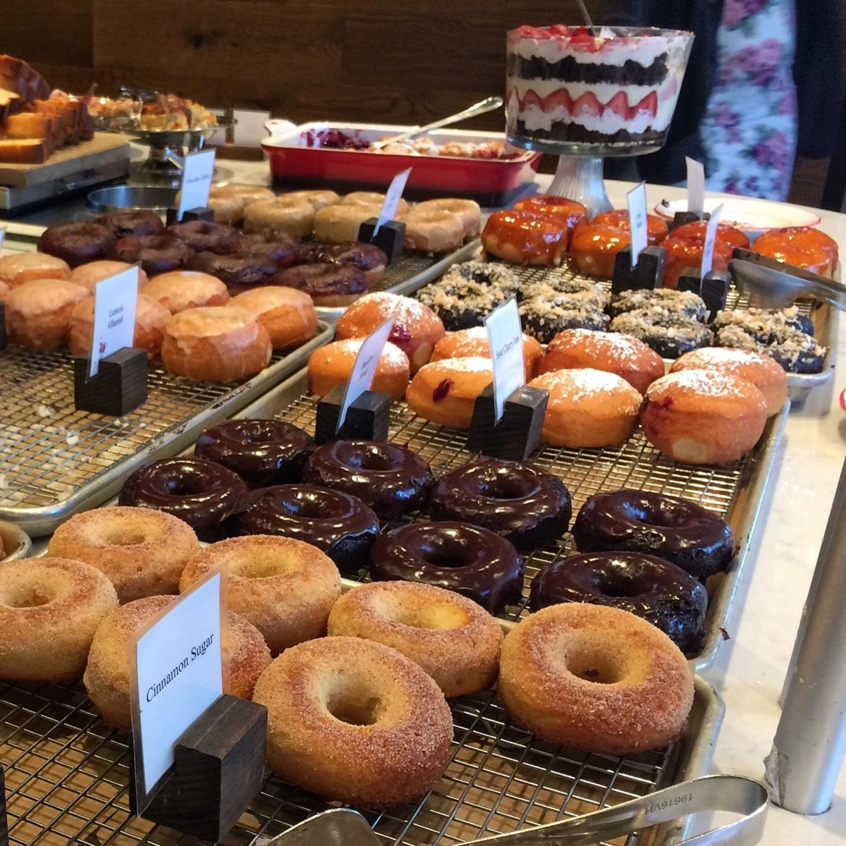 Donuts Farmers and Distillers Washington DC